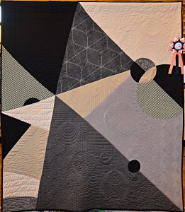 Tanya O'Neil (Quilted by Di Holmes): Paddock Moon